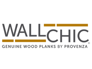 Wall Chic Genuine Wood Planks by Provenza